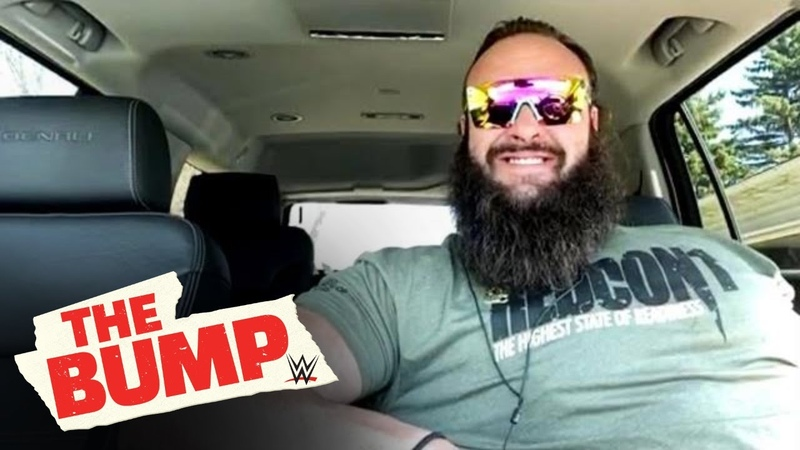 WBSOFG How Braun Strowman learned he was facing Goldberg at WrestleMania WWE's The Bump April 5 2020