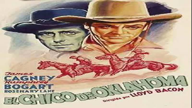 Cine clásico.-El chico de Oklahoma.-(1939).Español