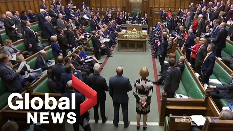 UK parliament debate on Brexit draft agreement with EU
