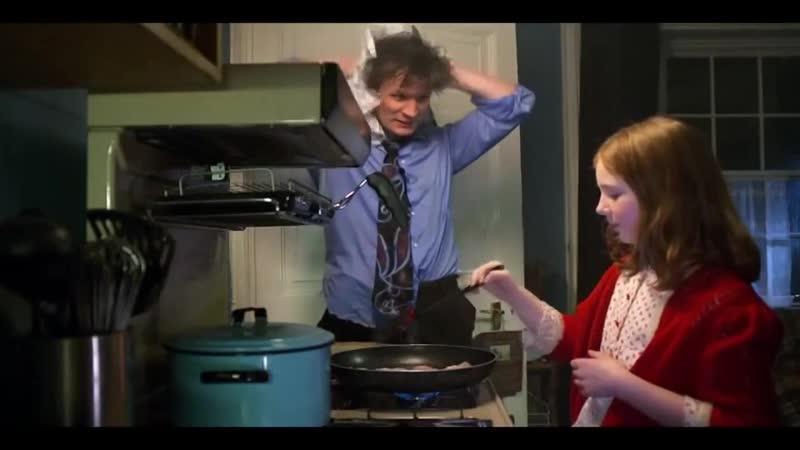 Доктор Кто Рыбные палочки и заварной крем хорошее настроение наука сериал отрывок еда покушать пища маленькая девочка