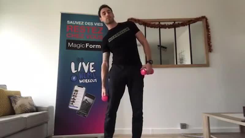 Magic Form - Dos Abdos Taille avec Grégory 20201203