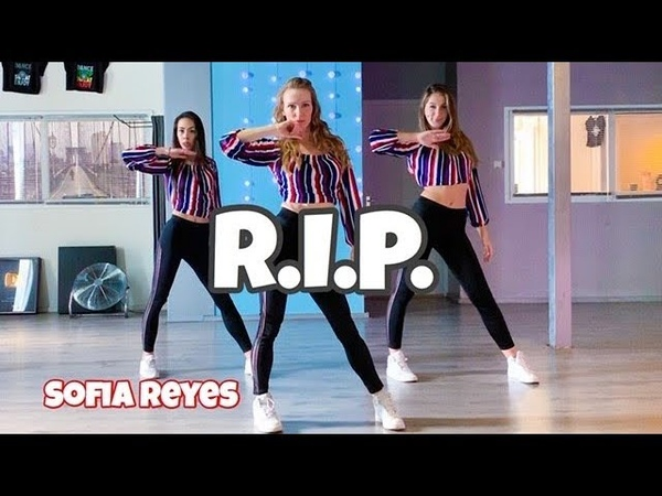 Sofia Reyes - R.I.P. (ft Rita Ora Anitta) Easy Fitness Dance Video - Choreography