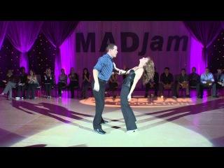 MADjam 2013 Champions J&J Robert Royston & Tessa Cunningham