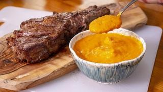 Фантастический соус к вашему столу. Испанский Ромеско для мяса.