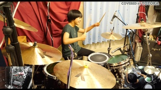 Oasis - Don't Look Back In Anger / Drum Covered by YOYOKA