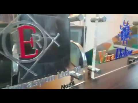 Kapı İsimlik Ofis Tabelası Giriş Tabelası Şirket Tabelası Pleksi Kapı İsimlik Kapı Tabela