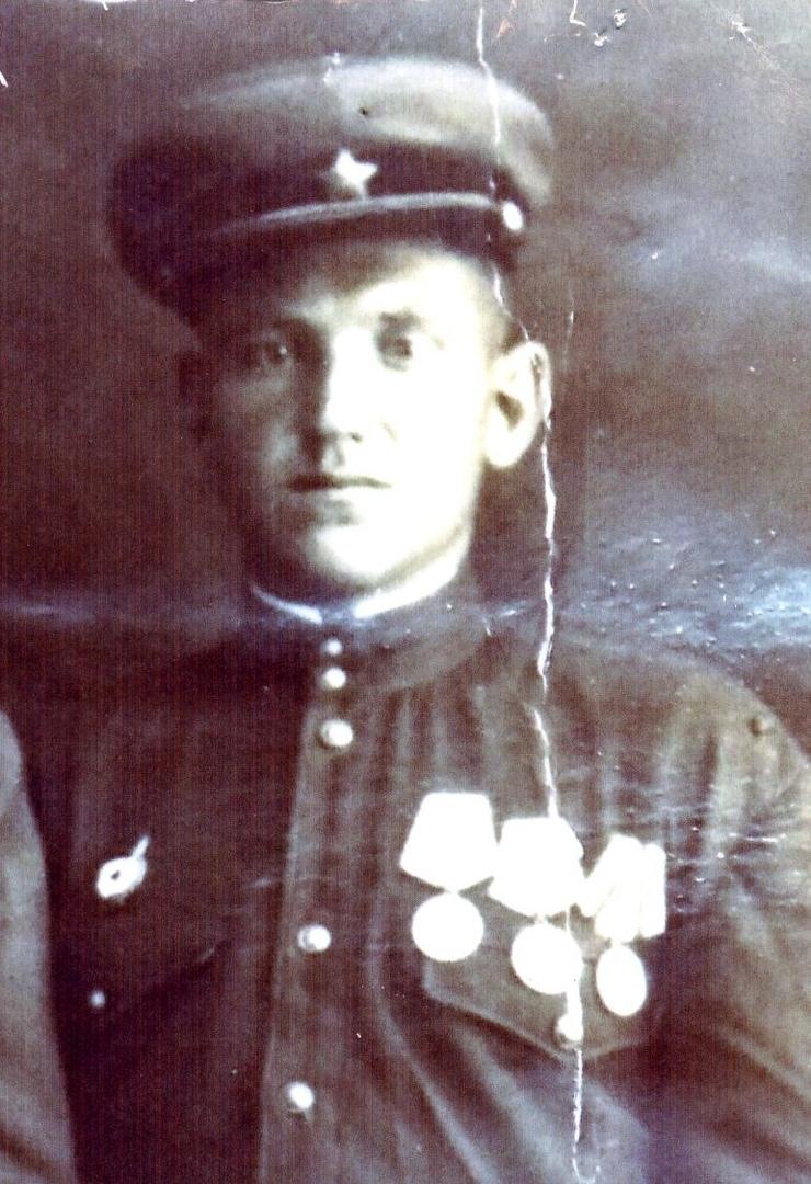 Метелица Павел Фомич