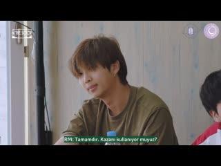 BTS in the SOOP EP.7 BTS Cooking Challenge (Türkçe Altyazılı)