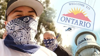 Grinch - Welcome To Ontario Ft. Yung Rest ( Official Music Video )