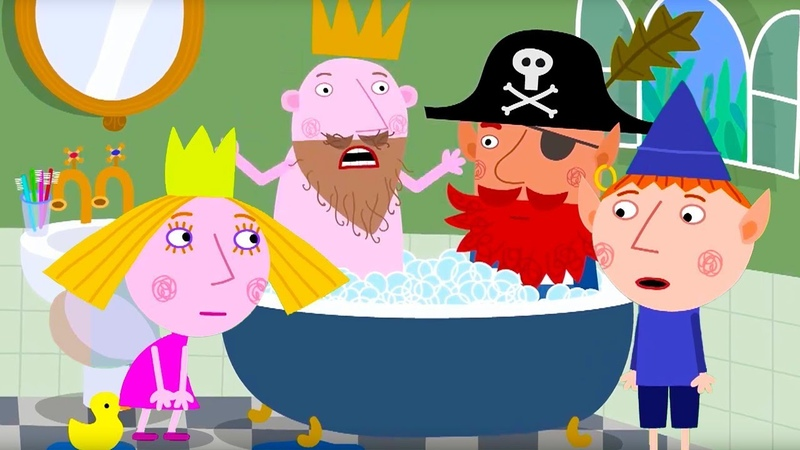 Маленькое королевство Бена и Холли Забавные приключения Бена и Холли