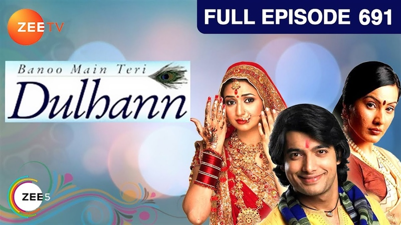 Banoo Main Teri Dulhann Hindi Serial Full Episode 691 Divyanka Sharad Malhotra Zee TV