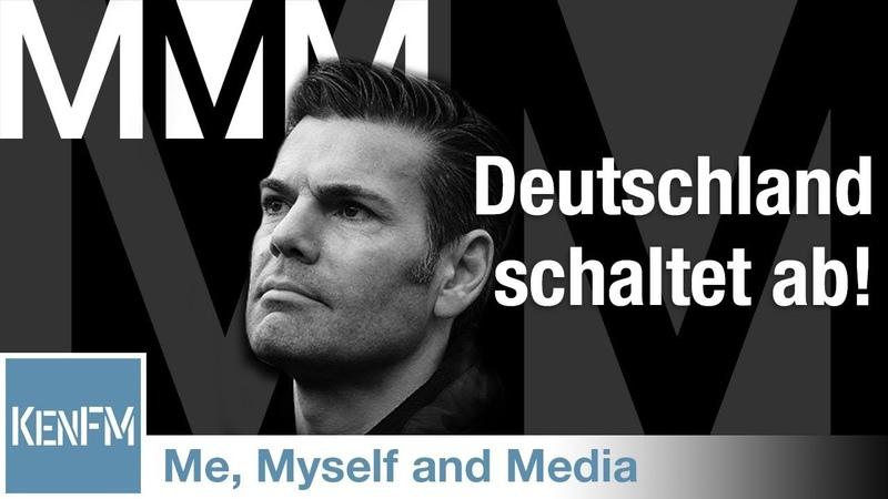 Me Myself and Media 58 Deutschland schaltet ab