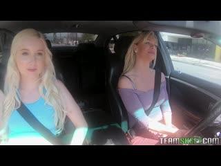 Vera Bliss and Serene Siren - The Neighborhood Nubile [Lesbian]