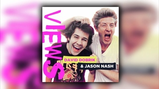Jason Got Back With His Ex-Girlfriend (Podcast #60) | VIEWS with David Dobrik & Jason Nash