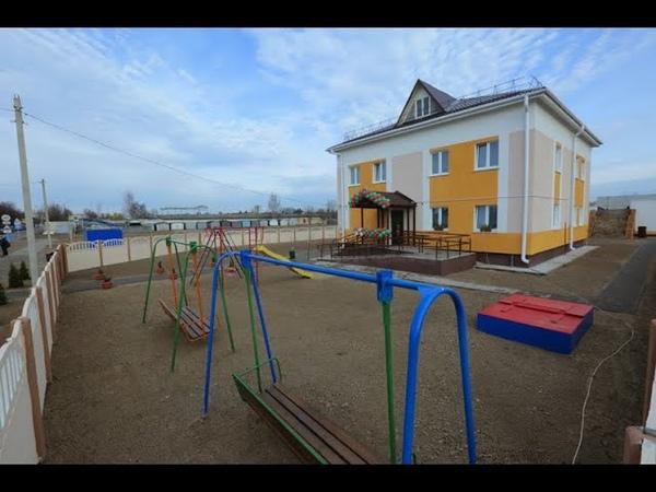 ПОД КРЫШЕЙ ДОМА СВОЕГО В Калинковичах открыли второй дом семейного типа