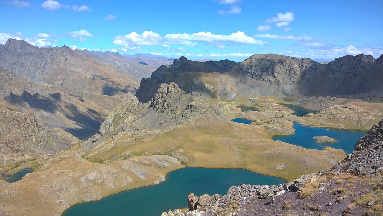 Йедигёллер (Yedigöller) в горах Качкар