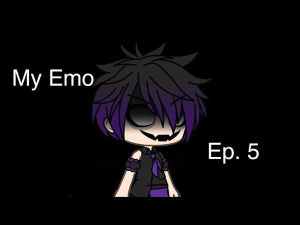 My Emo ep 5 season 2 gacha life gay love story
