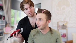 Boyfriend Cuts my Hair!