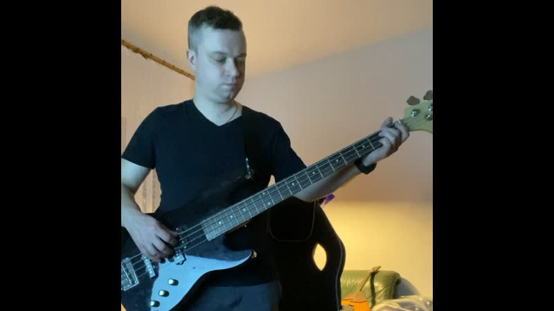 Bass mini-cover (c) The Offspring-Why Don't You Get A Job