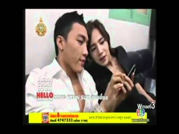 [ENG SUB] 2011.05.22 JKS in Asian Countdown Hello Korean Star2 - Part 4/5