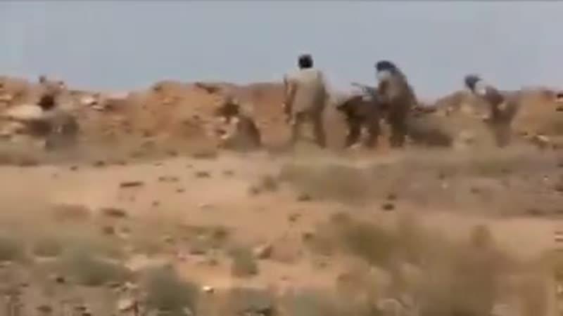 Позиционные бои под Шейх Салем 20 11 2020