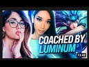 I Got A Master Janna Player to Coach Me | ft. LUMINUM