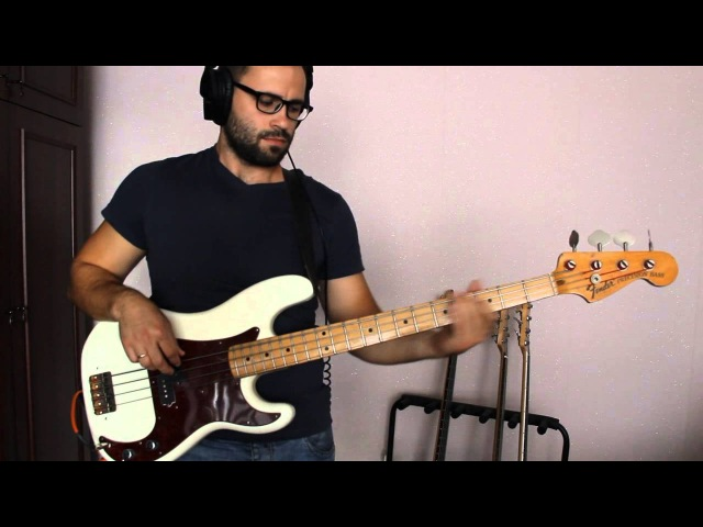 Bass cover the mars volta roulette dares the haunt of