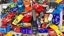 Игрушки Большая Коробка Машинки из Мультика Тачки Молния Маквин и Друзья