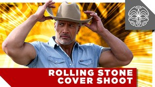 Dwayne Johnson's Country-Inspired Cover Shoot for Rolling Stone