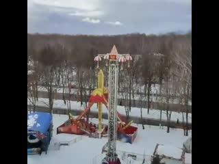 Праздник снеговика состоялся в Туле