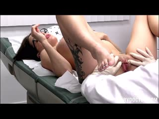 Maddy May - The Physical Exam / 2021 PervDoctor
