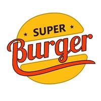 Логотип Super Burger на Ленина