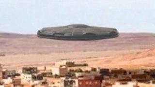 UNBELIEVABLE UFO ALIEN OVER MOROCCO! 29th April 2018!