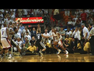 "A ""Radioactive"" Phantom Look at the 2013 NBA Finals"