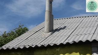 Новая крыша за два дня!