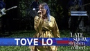 Tove Lo Performs Glad Hes Gone