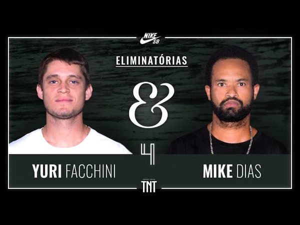 YURI FACCHINI x MIKE DIAS SLIDES GRINDS 4