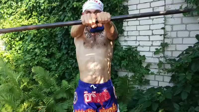 CrossFit в Волчьем логове part 1