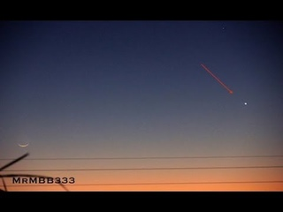 If you see this in the sky WILL you know what it is - Early Morning Star