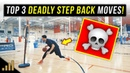 How to 3 Simple But DEADLY Step Back Jump Shot Basketball Moves