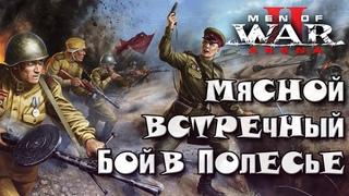 Мясной встречный бой в Полесье I В тылу врага 2 Арена #021