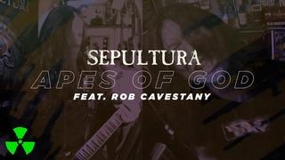 SEPULTURA - Apes of God feat. Rob Cavestany (Live SepulQuarta Sessions Music Video)