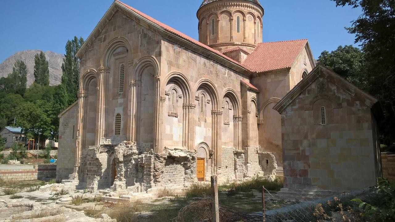 Церковь Ишхан в селе Ишхан