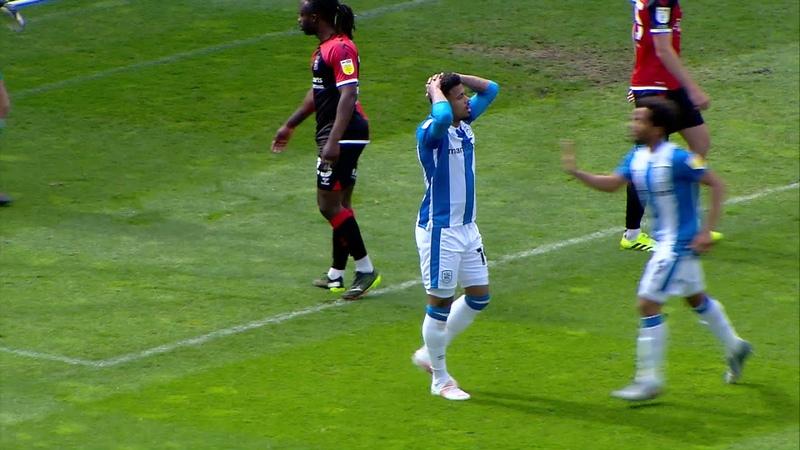Huddersfield Town v Coventry City highlights