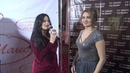 Виалика - певица - интервью на 50 - й вечеринке «ТВ ШАНС»