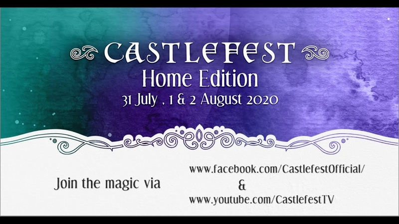 Castlefest Home Edition Sunday