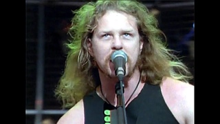 Metallica - Enter Sandman Live (Stranger in Moscow, Moscow Russia   1991)