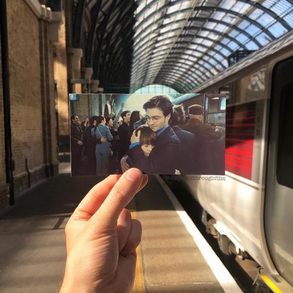 Финал «Гарри Поттера и Даров смерти 2» в реальных локациях на фотографиях Томаса Дьюка В прошлом месяце ленте исполнилось 9