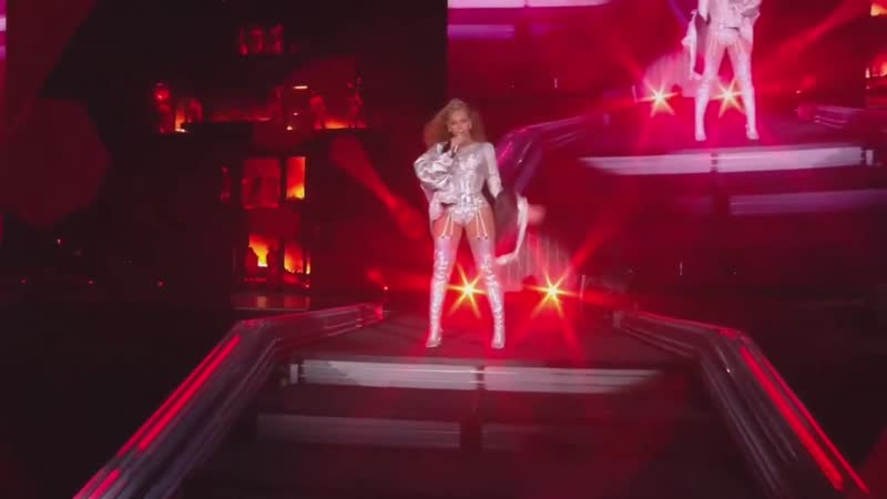 Beyoncé Don't Hurt Yourself DVD Camera footage OTRII