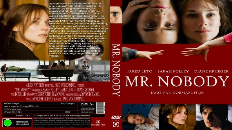 Господин Никто Цугцванг Mr Nobody 2009 Перевод ДиоНиК